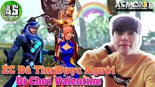 [Garena Free Fire] AS Vô Tình Gặp Được Em Gái Ngày Valentine | AS Mobile