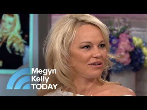 Pamela Anderson On How To Put The Sizzle Back In Your Relationship  Megyn Kelly TODAY