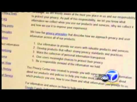 New bill in California would protect Californians' online privacy