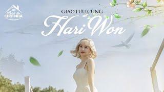 Hari Won: Em với anh Xìn (Trấn Thành) không ngại chia sẻ về cảnh đóng tình cảm với diễn viên khác