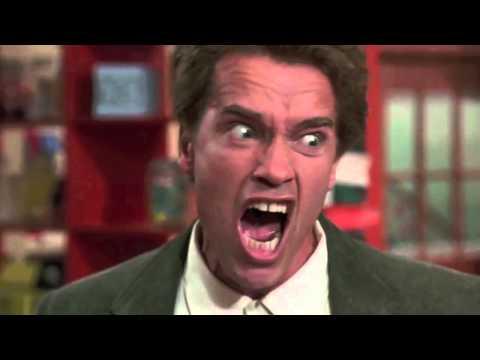Arnold Schwarzenegger SHUT UP!