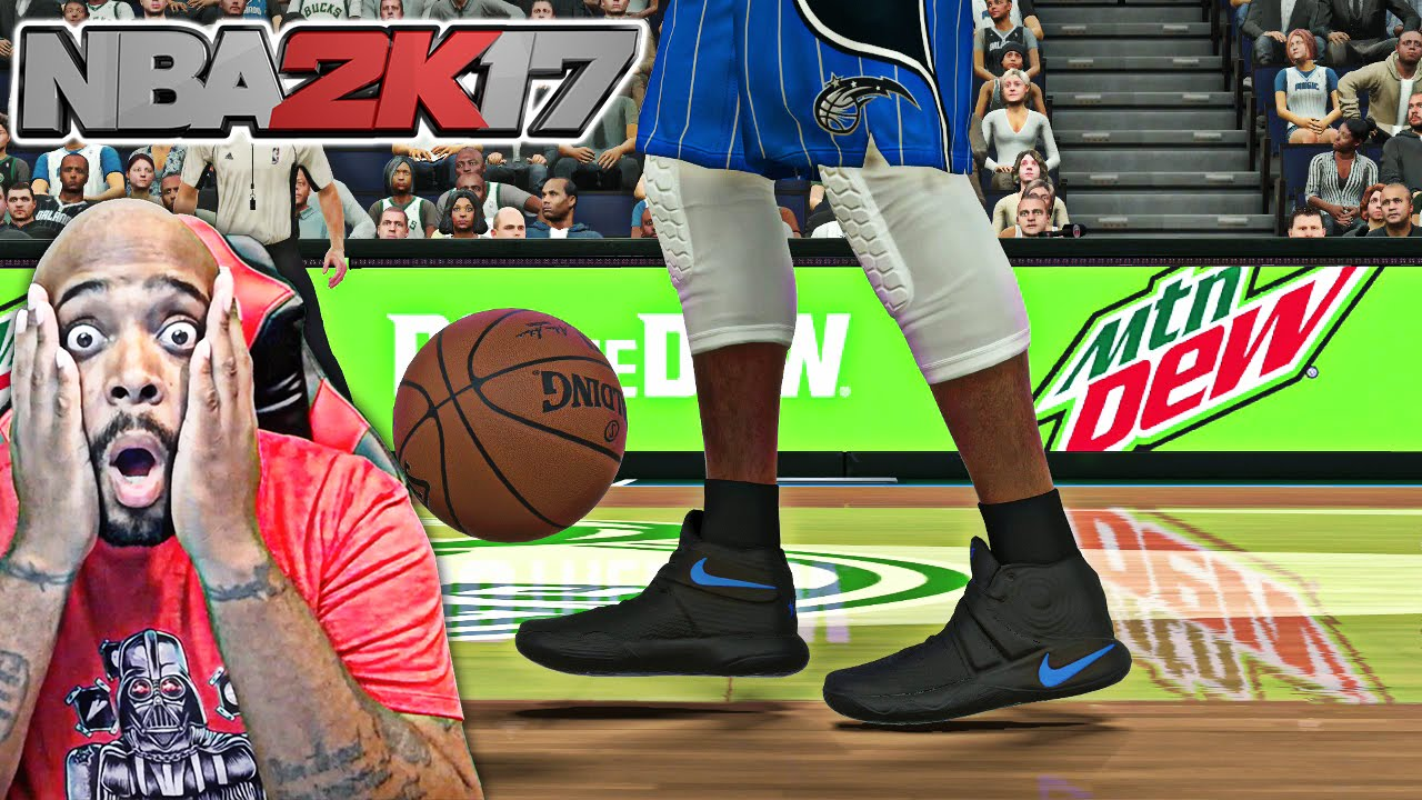 NBA 2K17 MyCAREER Gameplay - MY NIKE SHOE DEAL + ENDORSEMENTS! HOW TO GET  TO 99 OVERALL + ALL BADGES - YouTube