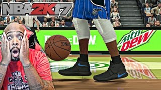 NBA 2K17 MyCAREER Gameplay - MY NIKE SHOE DEAL + ENDORSEMENTS! HOW TO GET TO 99 OVERALL + ALL BADGES