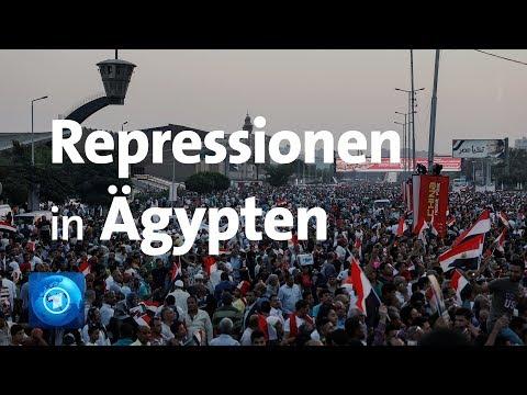 Ägypten in Präsident