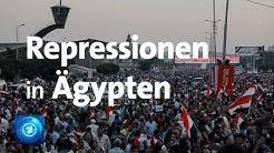 Ägypten in Präsident Al-Sisis eisernem Griff