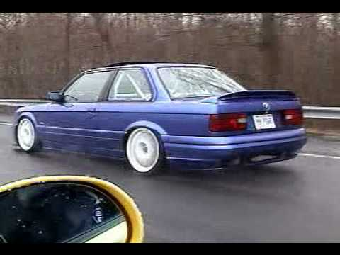 Bmw E30 M3 600 Hp Turbo Supercharged Youtube