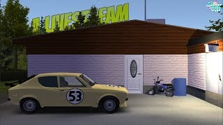 MY SUMMER CAR -  SUPER CHILL & NICE HOUSE !