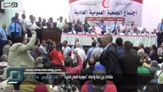 مصر العربية | مشادات بين لجنة وأعضاء