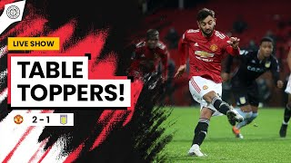 Starting 2021 Top Of The Table!   Manchester United 2-1 Aston Villa   The Review