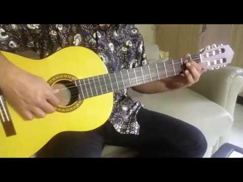 Alosi Ripolo Dua - Lagu Daerah Bugis (Fingerstyle Cover)