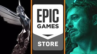 Biggest Announcements from The Game Awards + Epic Games Store LIVE +  Avengers End Game Trailer