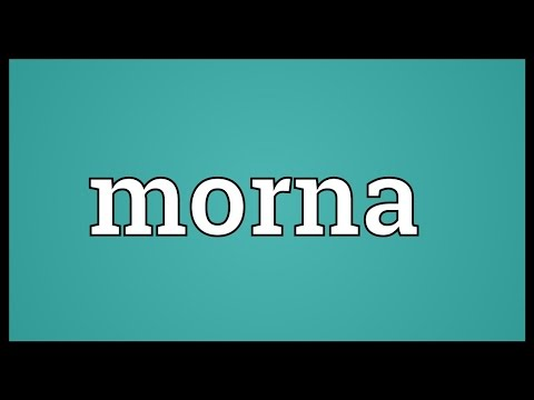 Morna Meaning