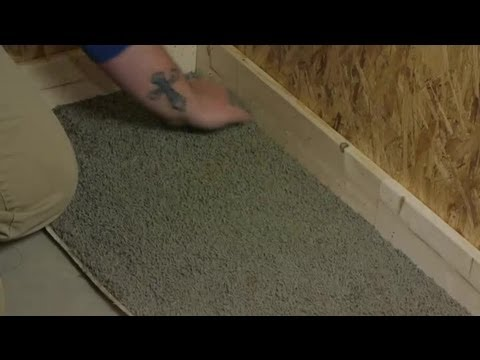 How To Install Trim Before The Carpet Trim Installation