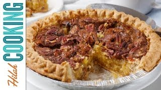 Pecan Pie Recipe - Southern Bourbon Pecan Pie
