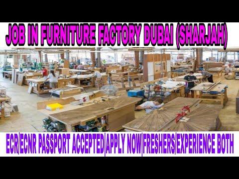 Job in Dubai furniture factory in Dubai latest job in Dubai how find job in Dubai on visit visa 