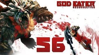 ⚔ God Eater Resurrection ✔ Прохождение на русском ✔ #56 - Косяки Сомы