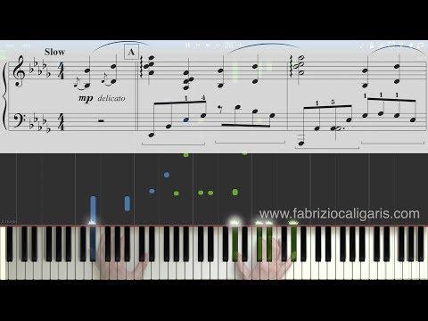 Pure Imagination - Piano Cover - Tutorial - PDF