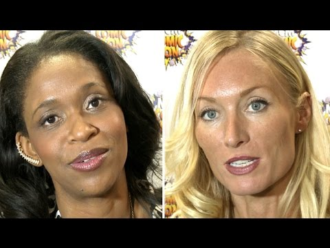Merrin Dungey & Victoria Smurfit Offer Acting Advice