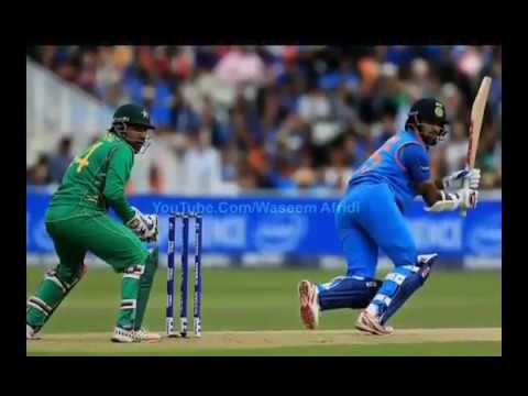 Mai Pakistan Hoon - A pictorial Road To the ChampionsTrophy Finals  Pakistan Vs India  18thJune 2017