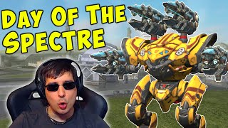 The Day of the SPECTRE - War Robots Mk2 Variety Fun Gameplay WR