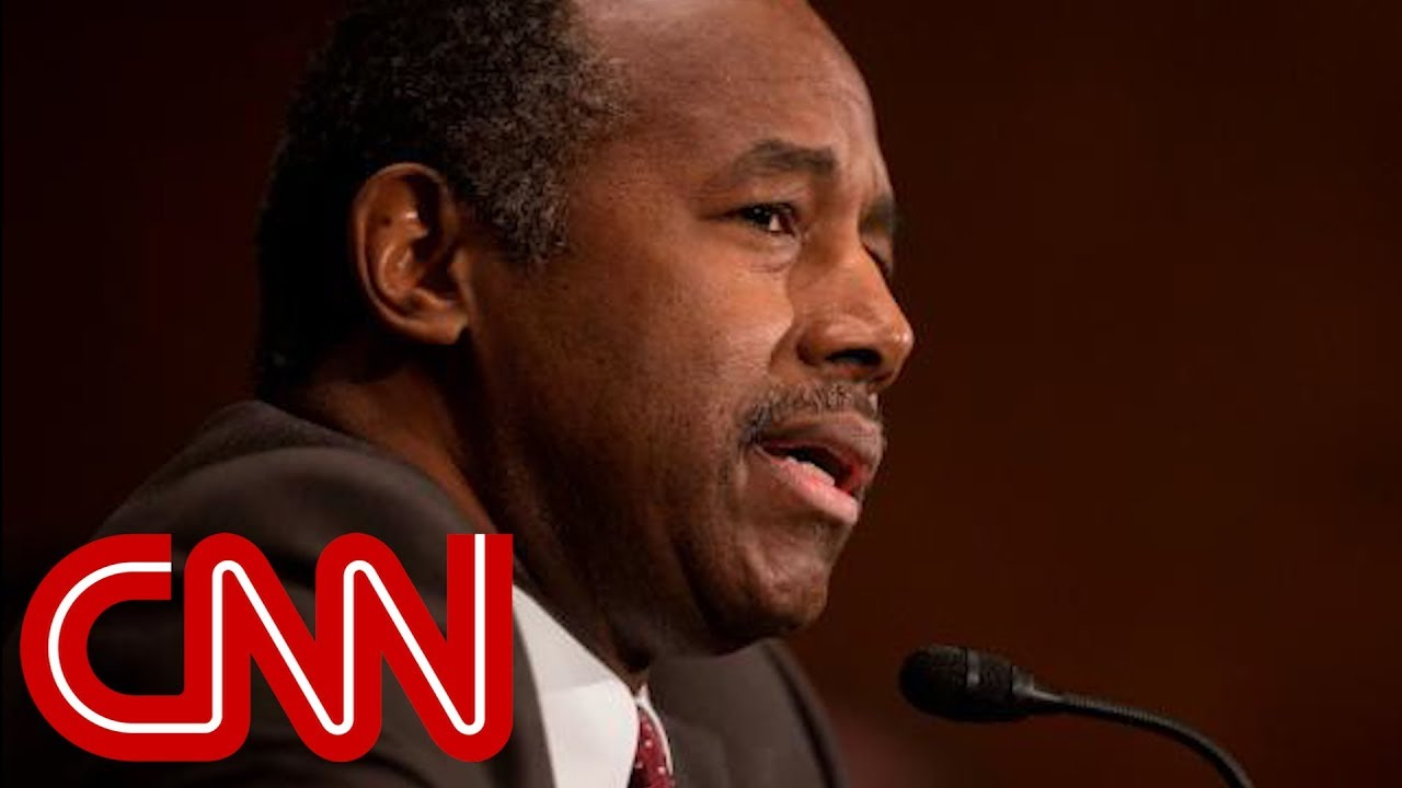 Ben Carson Says Old Furniture Was Dangerous Youtube