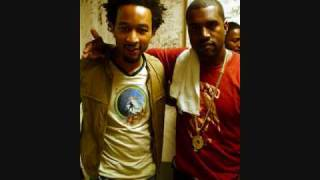 "Kanye West & John Legend - ""Through the Wire"" ("