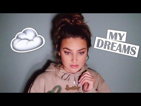 reading my dream journal