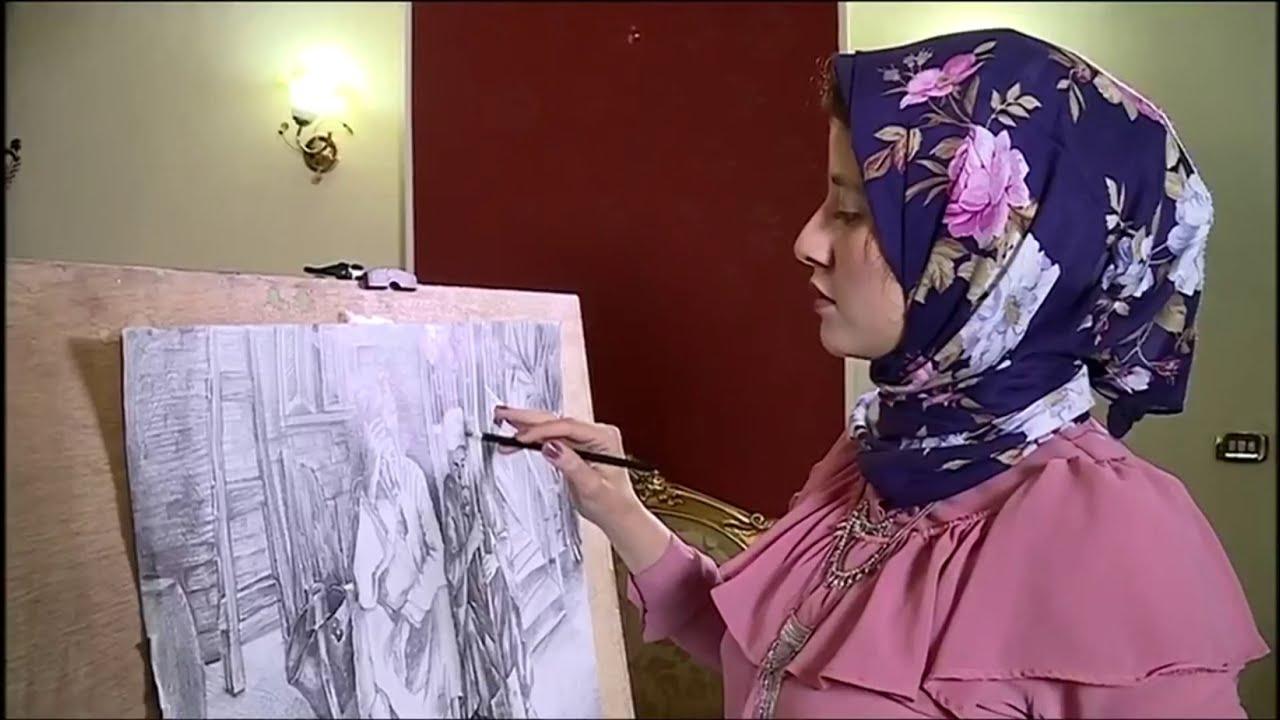Video فنانة شابة تعيد لم شمل العائلة مع الراحلين بهذه الحيلة
