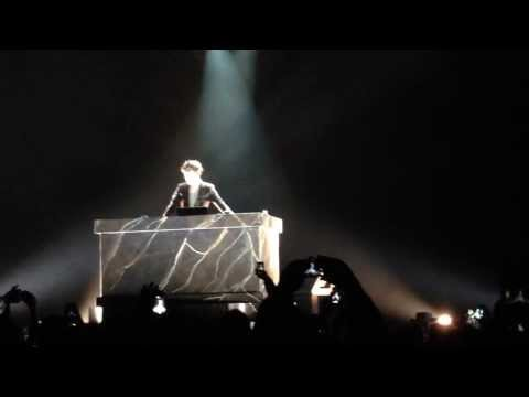 Gesaffelstein opening LIVE @ Webster Hall NYC 12/3/13 2013 HD 1080p (1/4)