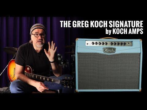 "The Greg Koch Signature Amp from Koch Amps aka ""The Greg""  •  Wildwood Guitars"