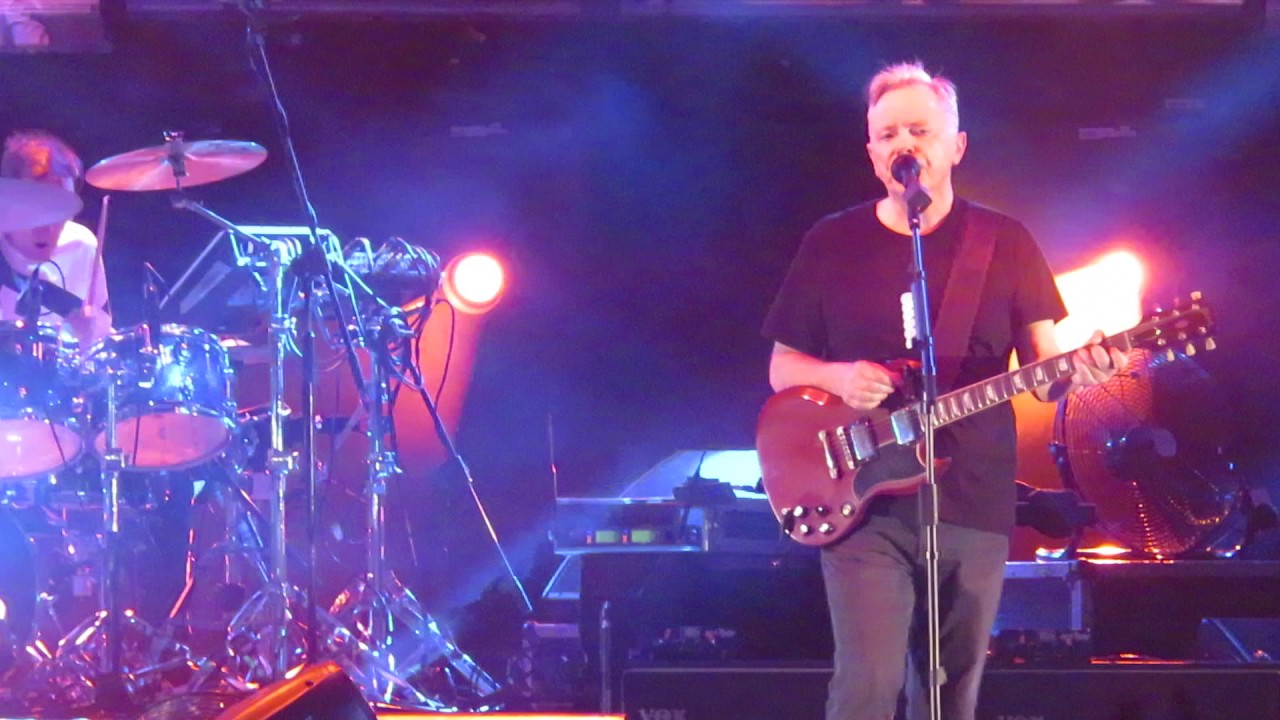 New Order In Lima Peru Regret Music Complete Tour Youtube