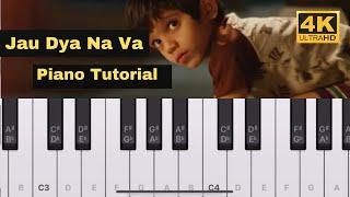 jau de na va - naal - keyboard- piano instrumental - Tutorial