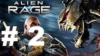 Alien Rage #2 Gameplay PL