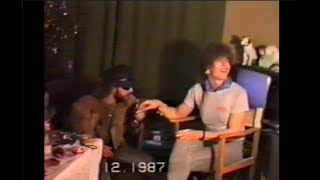 A very private Interview 1987 :-)