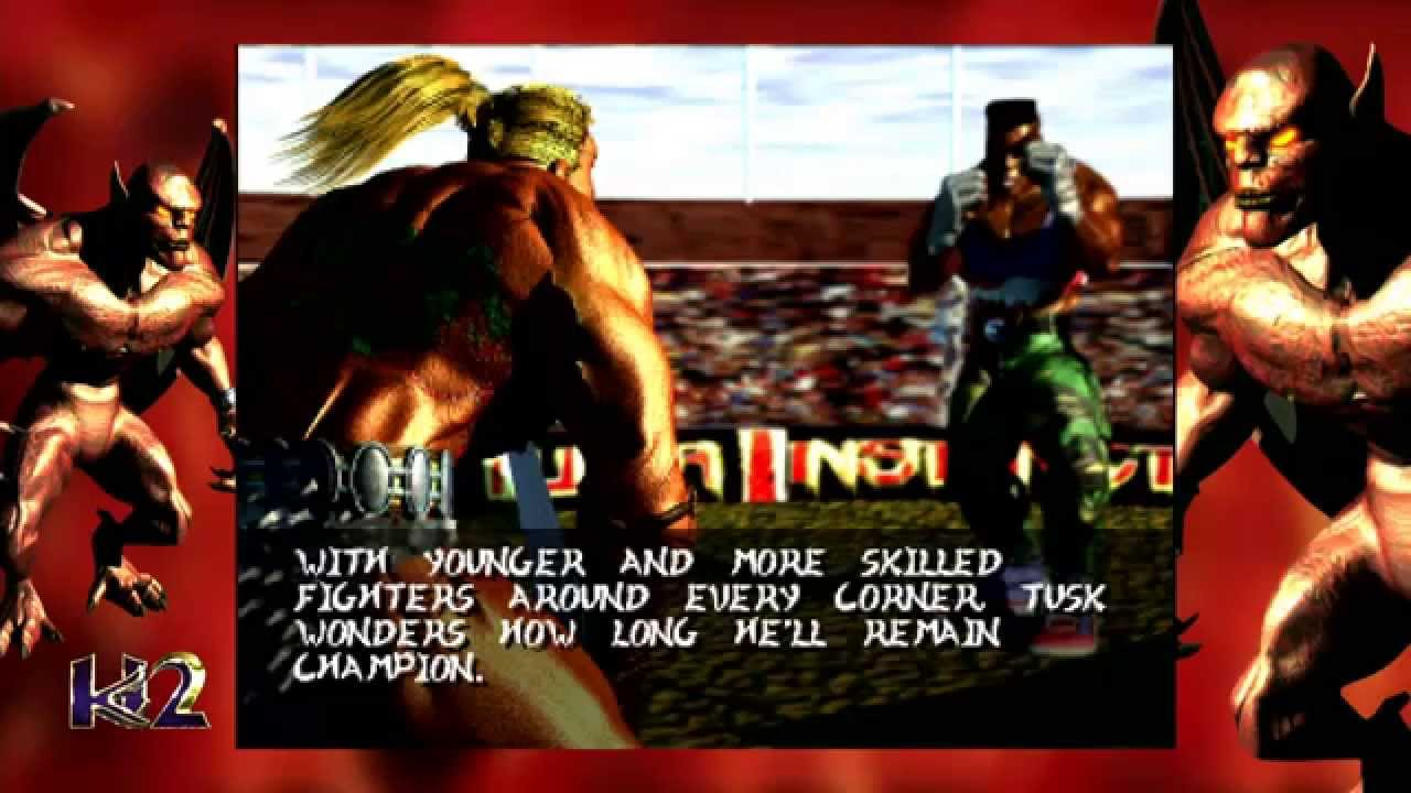 Killer Instinct 2 Classic (Xbox One) Arcade as Tusk - YouTube