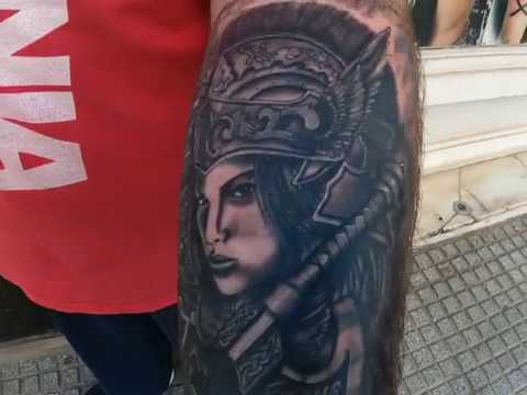 Jose Rivas - Rivas Tattoo (Málaga)