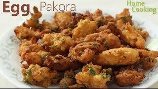 Egg Pakora | Ventuno Home Cooking