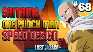 Lost Saga: One Punch Man, Saitama Speed Gear Design