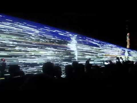 ALVA NOTO live performance   UNIDISPLAY