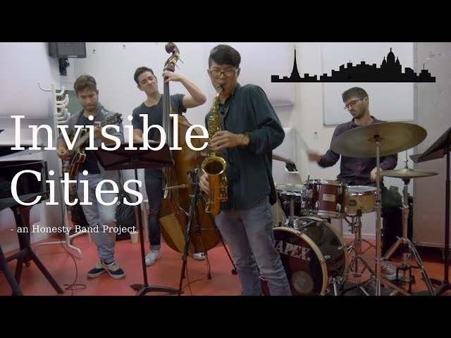 Invisible Cities - Honesty Band