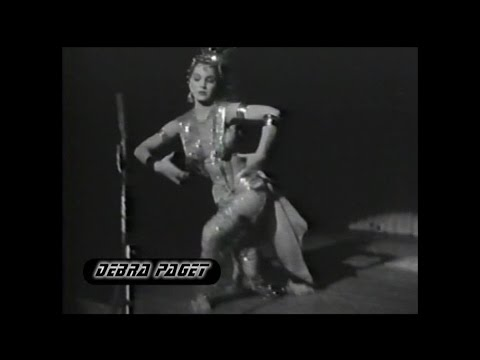 MISS DEBRA PAGET: LIVE! IN LAS VEGAS!