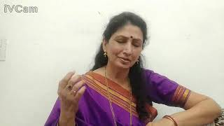 "Dr. Nalini Joshi Facebook Live video 26 July JSMV & Sabrang Sanstahn ""भेंट "" The Gift For Life"