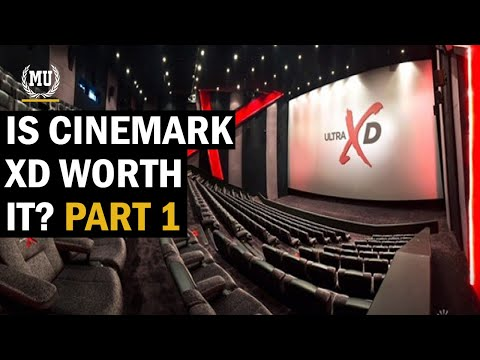 Is Cinemark XD Worth It - Part 1