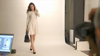Backstage Photoshoot - Behind the scenes | Missary Paris