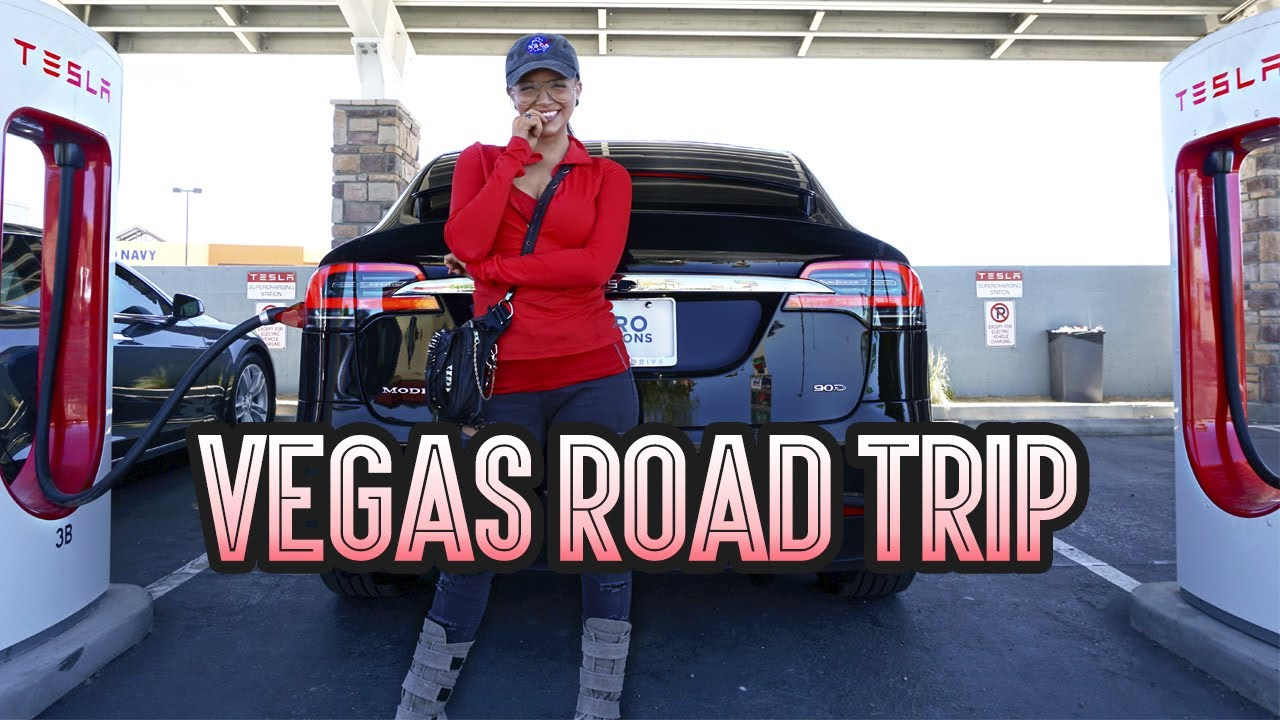 Road Trippin' In A Tesla Model 3 vs Other Electric Cars