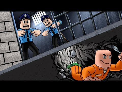 Roblox | ESCAPING THE MOST SECURE PRISON - Jailbreak Roblox! (Roblox Adventures)