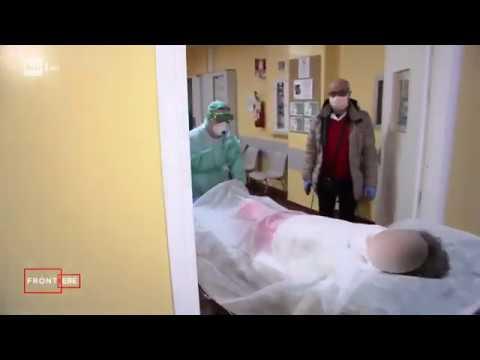 Coronavirus, Bergamo la più colpita - Frontiere 16/03/2020