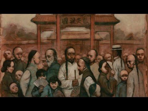 Bani Israel yg Hilang @Kaifeng Manasseh CHINA