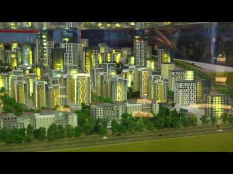 Журналистам и депутатам Шымкента показали город будущего Shymkent city