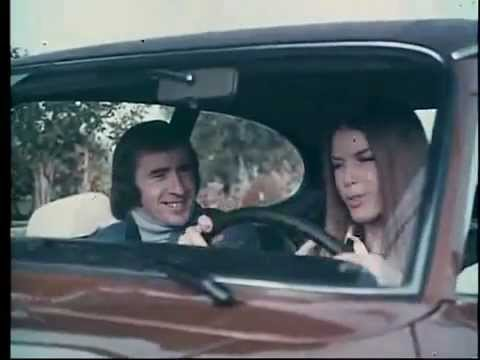 Ford Capri Mark2 Advert UK with Jackie Stewart